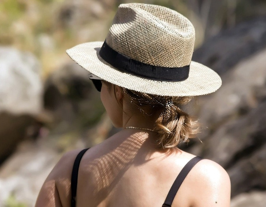 How to Waterproof a Straw Hat in 20 Minutes